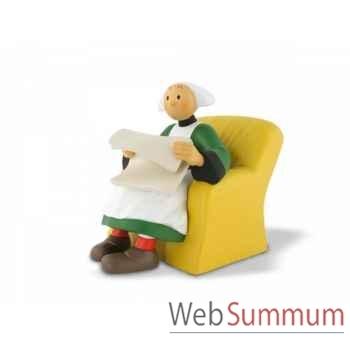 Bécassine dans son fauteuil Leblon-Delienne BECST01003
