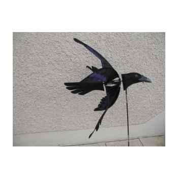 Oiseau corbeau 25133 Cerf Volant 1209388389_4255