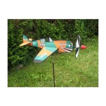 Avion  p-40 26305 Cerf Volant 1209387979_5123