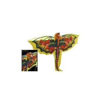 Dragon indonésien envergure 200 cm Cerf Volant 1245659582_188