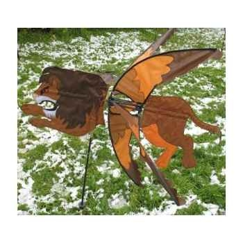 Eolienne lion 25905 Cerf Volant 1224668773_1029