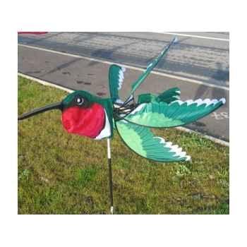 Oiseau vert rouge 25111 Cerf Volant 1224669606_9420