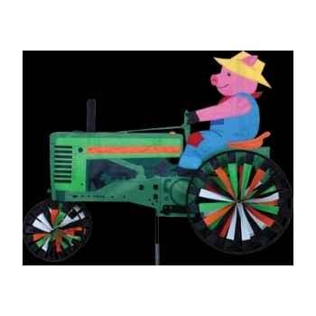 25936 eolienne cochon tracteur Cerf Volant 1236690670_3826
