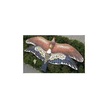 Oiseau sans vent Cerf Volant 1260976021_6466
