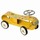 baghera porteur speedster stream line jaune 57 x 25 cm 1 an personnalisable baghera 899