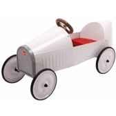 baghera voiture a pedales en metableue montlhery 115 x 40 cm 2 a 6 ans pedales et siege reglables baghera 1927