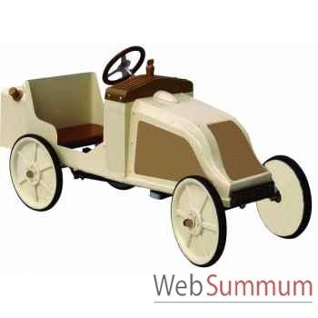 Voiture à pédales Renault en métal 1906AK