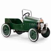baghera voiture a pedales en metaverte 82 x 43 cm 3 a 5 ans pedales reglables baghera 1939