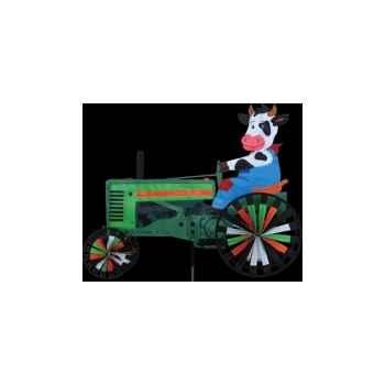 25939 eolienne vache tracteur Cerf Volant 1296650373_189