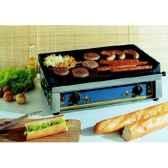 planche barbecue electrique roller grilrpse600