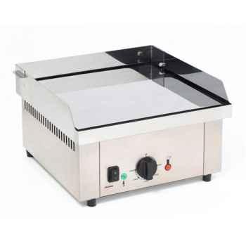 Planche Barbecue électrique chromée  - Roller Grill R.PS400EC