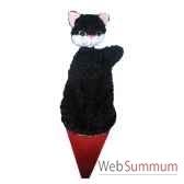 marionnette marotte anima scena le chat environ 53 cm 11408a