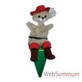 marionnette marotte anima scena le chat botte environ 53 cm 15391a