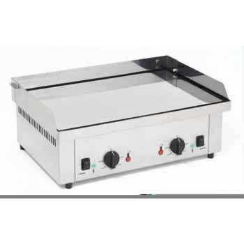 Planche Barbecue électrique double chromée  - Roller Grill R.PS600EC