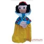 marionnette a main anima scena blanche neige environ 30 cm 22092b