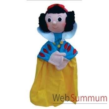 Marionnette à main Anima Scéna - Blanche Neige - environ 30 cm - 22092b