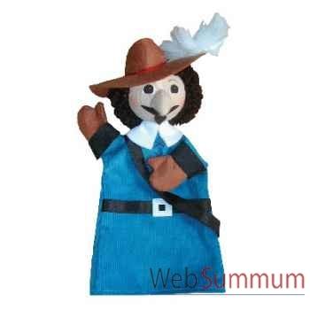 Marionnette à main Anima Scéna - Cyrano - environ 30 cm - 22681a