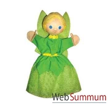 Marionnette à main Anima Scéna - La Fée Clochette - environ 30 cm - 22166a