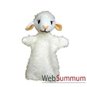 Marionnette à main Anima Scéna - L\'agneau - environ 30 cm - 22480a
