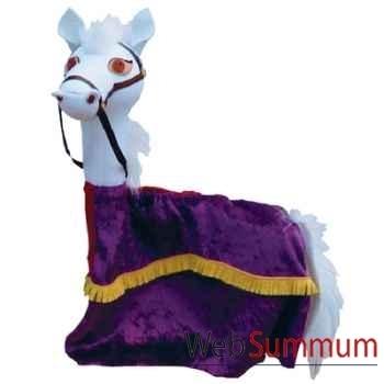Marionnette à main Anima Scéna - Le cheval - environ 30 cm - 32319a