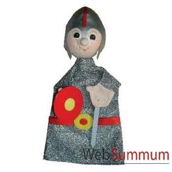 Marionnette à main Anima Scéna - Le chevalier - environ 30 cm - 22677b