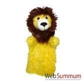 marionnette a main anima scena le lion environ 30 cm 22483a