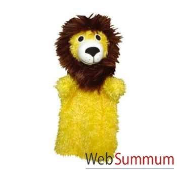 Marionnette à main Anima Scéna - Le lion - environ 30 cm - 22483a