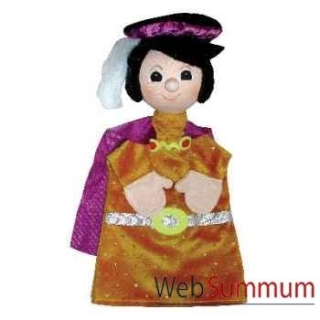 Marionnette à main Anima Scéna - Le prince - environ 30 cm - 22139e
