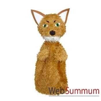 Marionnette à main Anima Scéna - Le renard - environ 30 cm - 22479a