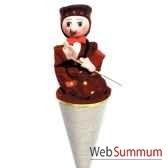 marionnette marotte anima scena guignoenviron 53 cm 11568a