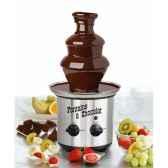 simeo fontaine a chocolat retro series 642182