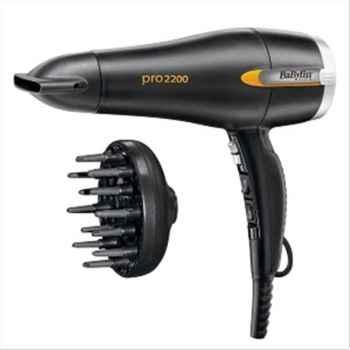 Babyliss séche-cheveux pro turbo ionic 654069