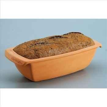 Romertopf moule à pain rectangulaire - pane 970049