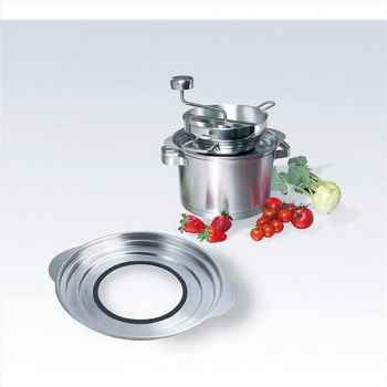 Gsd support inox pour passe légumes 349633