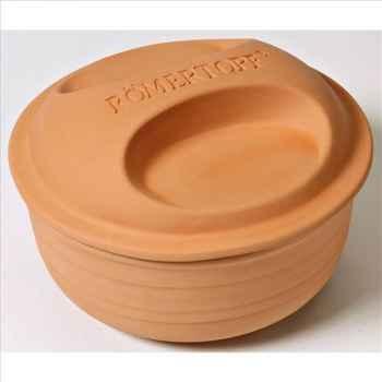 Romertopf cocotte ronde 22 cm - 2 à 4 personnes 970099