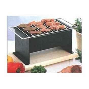 Bron coucke braséro de table au charbon de bois B00486