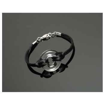 Bilbablue-Bracelet Nautilus, longueur 17 cm.