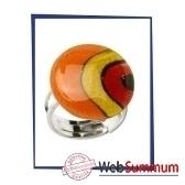 bijouxenverre bague ronde diametre 2 cm br14jpg
