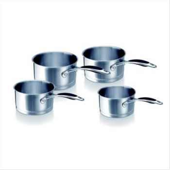 Beka line série de  4 casseroles suave  14/20 cm  385860