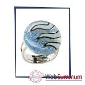 bijouxenverre bague ronde diametre 2 cm br2jpg