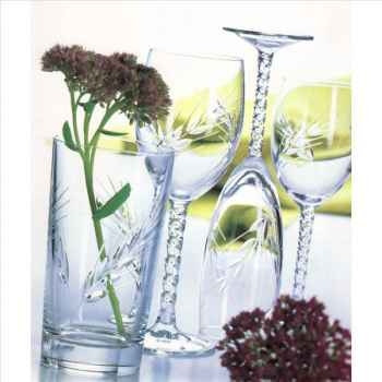 Cristal d'arques verre à pied 17cl boîte de 6 - fleury epis 950945