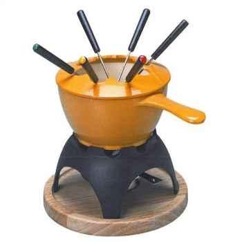 Chasseur service à fondue fonte mixte 317020