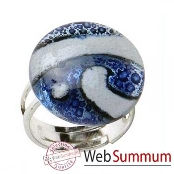 BcommeB-Bague ronde, diamètre 2cm-br7w