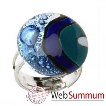BcommeB-Bague ronde, diamètre 2cm-br13w