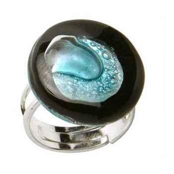 BcommeB-Bague ronde, diamètre 2cm-br35w