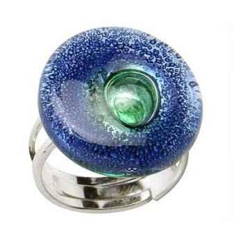 BcommeB-Bague ronde, diamètre 2cm-br38w