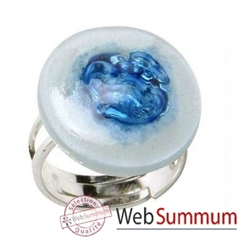 BcommeB-Bague ronde, diamètre 2cm-br40w