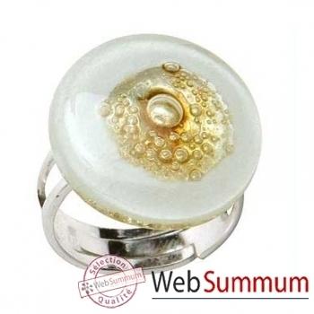 BcommeB-Bague ronde, diamètre 2cm-br41w
