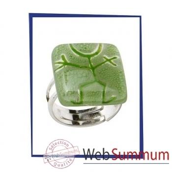 Bijouxenverre-Bague carrée taille 2X2 cm-bc31.jpg