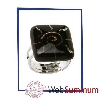 Bijouxenverre-Bague carrée taille 2X2 cm-bc50.jpg